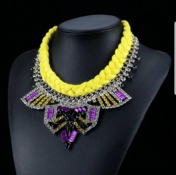 ChicJewelz Jewelry - The LEONA Necklace